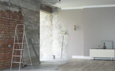 Rénovation d'appartement à La Baule