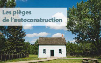 Construire sa maison soi-même, les pièges à éviter